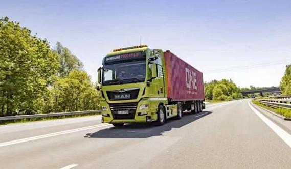 曼恩自动驾驶卡车测试项目大获成功